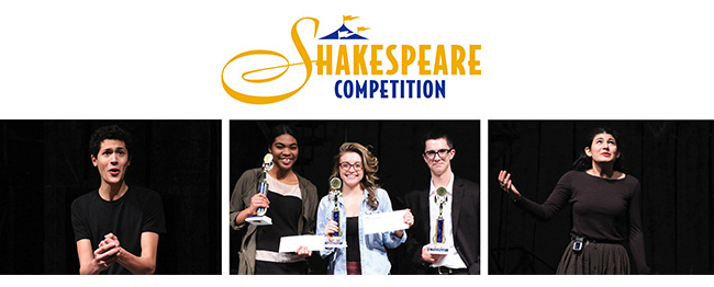 Shakespeare Competition