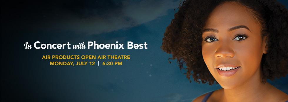 In Concert with Phoenix Best